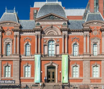 Renwick Gallery Smithsonian