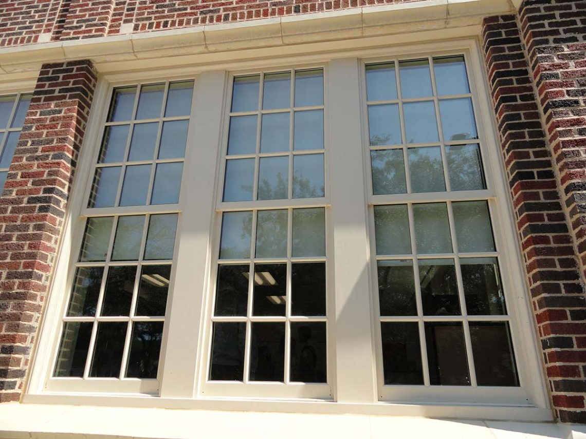 windows baton rouge project scope 406 total windows architects chenevert architects remson haley herpin architects contractor mapp construction baton rouge high school st cloud window