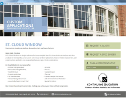St. Cloud Window Announces Launch of New Website with Enhanced Features