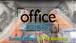 Office Spaces episode on St Cloud Window accoustic windows