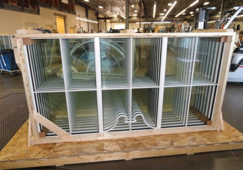 Safety Measures for Commercial Window Installation