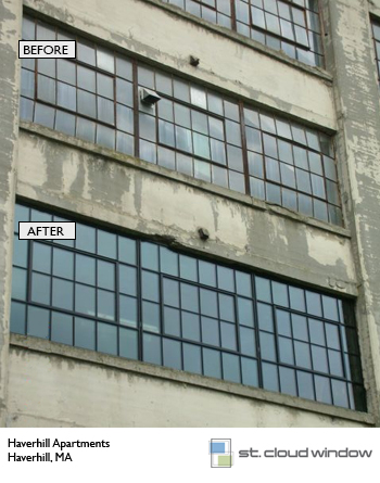 replace commercial windows