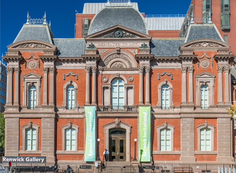 St. Cloud Window Plays Key Role in Renwick Gallery's AIA COTE 2018 Top Ten Award