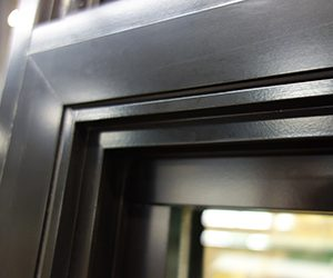 aluminum window frames