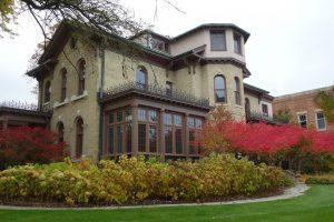 John Michael Kohler House after renovation