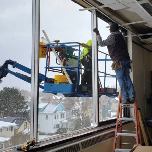weather proof commercial windows