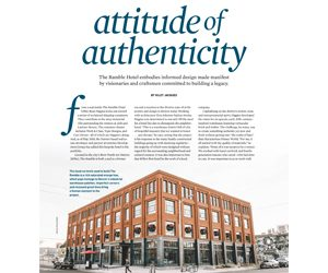 Attitude of Authenticity
