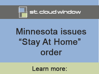"The Governor of the State of Minnesota issues executive order to ""Stay At Home"""