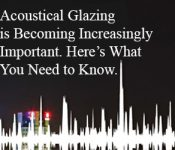 Acoustical Glazing
