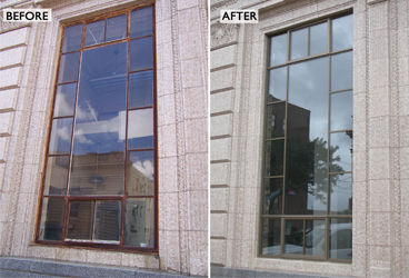 Old Meets New in Historic Window Replacement
