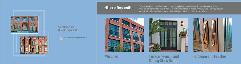 Historic Replication windows and doors